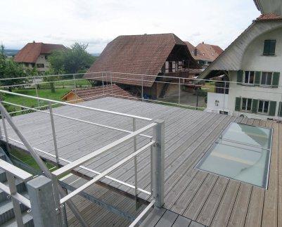 Terrasse 2. Obergeschoss