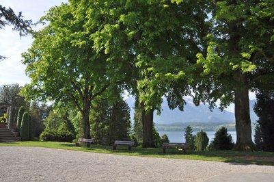 Parkanlage Schloss Oberhofen